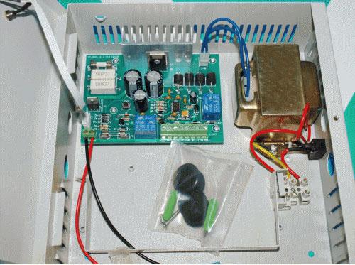 Bộ nguồn Backup 12V YP-902-12-3