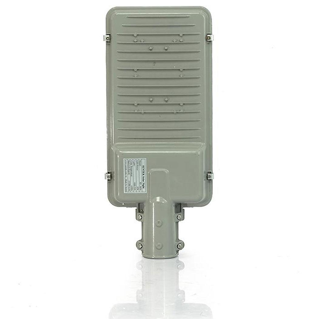 Đèn đường năng lượng mặt trời Suntek JD-66100 được làm từ hợp kim cao cấp