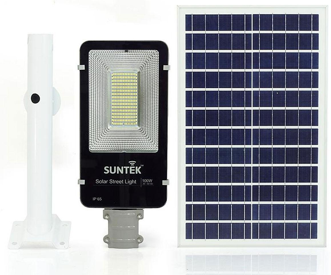 Bộ sản phẩm đèn đường Suntek