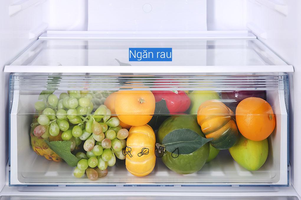 Ngăn rau của của tủ lạnh Panasonic NR-BV320WKVN