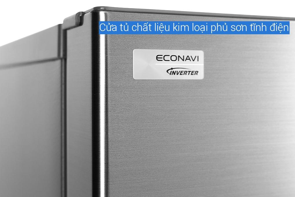 Tủ lạnh Panasonic NR-BV360WSVN