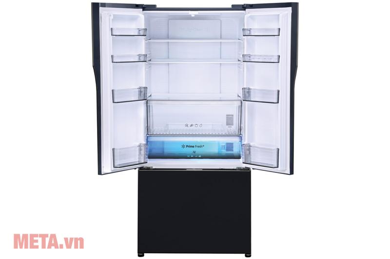 Tủ lạnh Panasonic NR-CY550AKVN