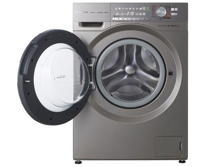 Máy giặt sấy Panasonic NA-S106X1LV2 thiết kế sang trọng