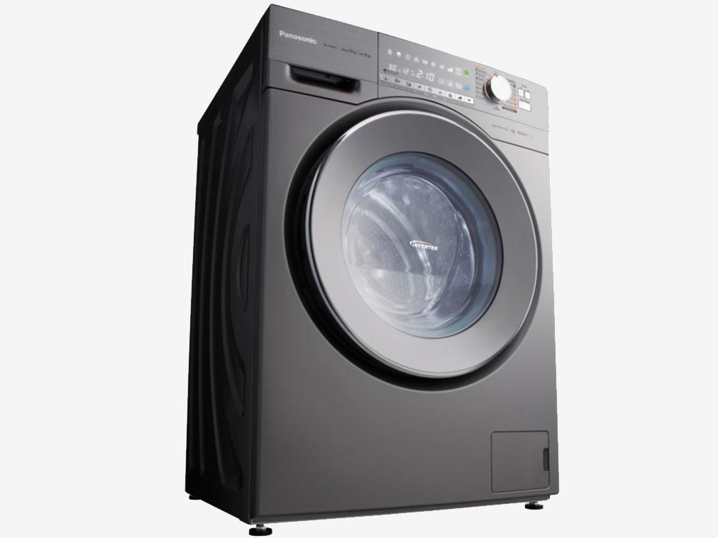 Máy giặt sấy Panasonic NA-S106X1LV2 có khối lượng giặt lên đến 10kg