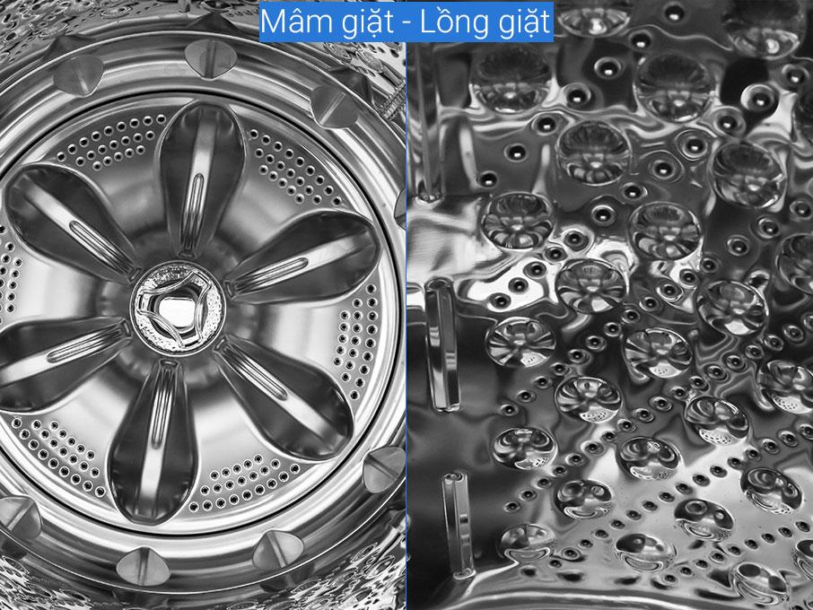 Máy giặt lồng đứng LG