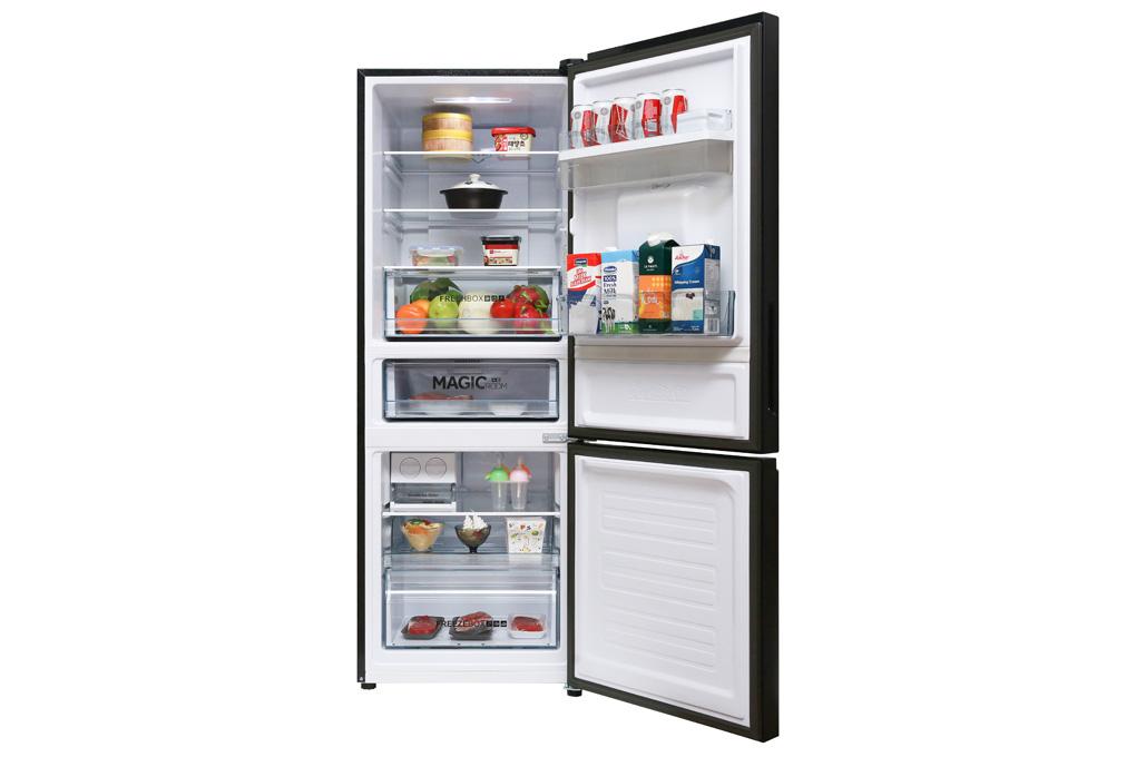 Tủ lạnh Aqua AQR-IW338EB