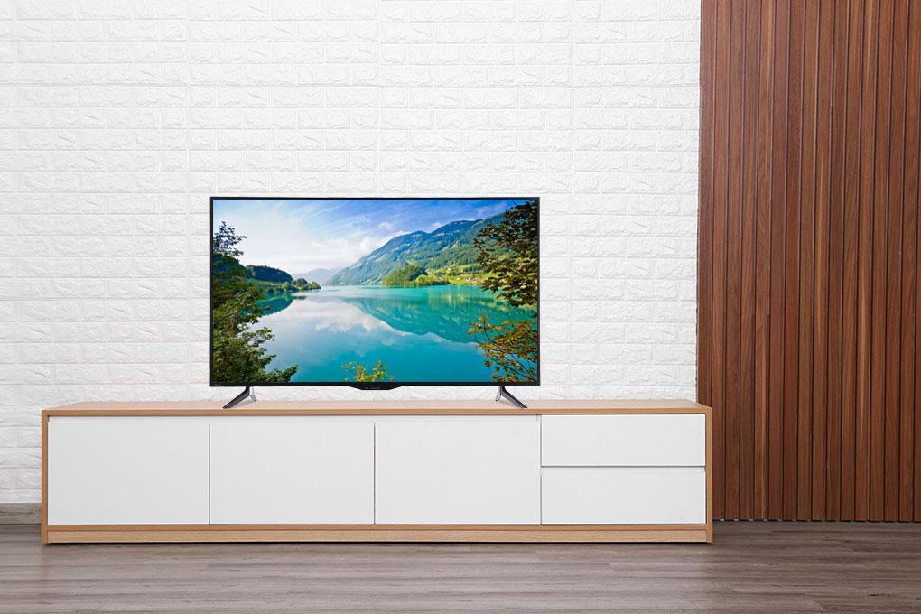 Smart tivi Sharp 50 inch LC-50SA5500X sang trọng, đẳng cấp