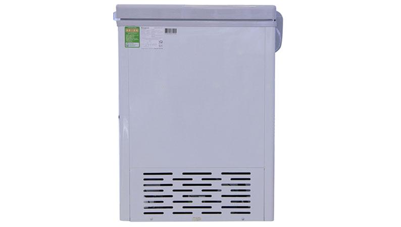 Tủ đông Kangaroo KG320IC2 sở hữu dàn lạnh đồng tiết kiệm điện năng