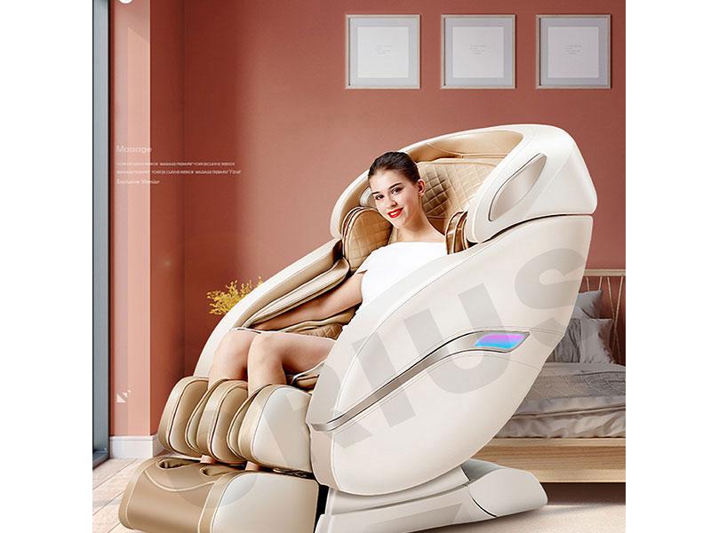 Ghế massage Sakura 668D cho bạn thư giãn tối ưu