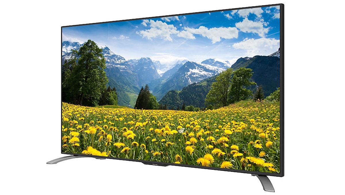 Tivi Sharp LC-50LE580X-BK Full HD sang trọng, hiện đại