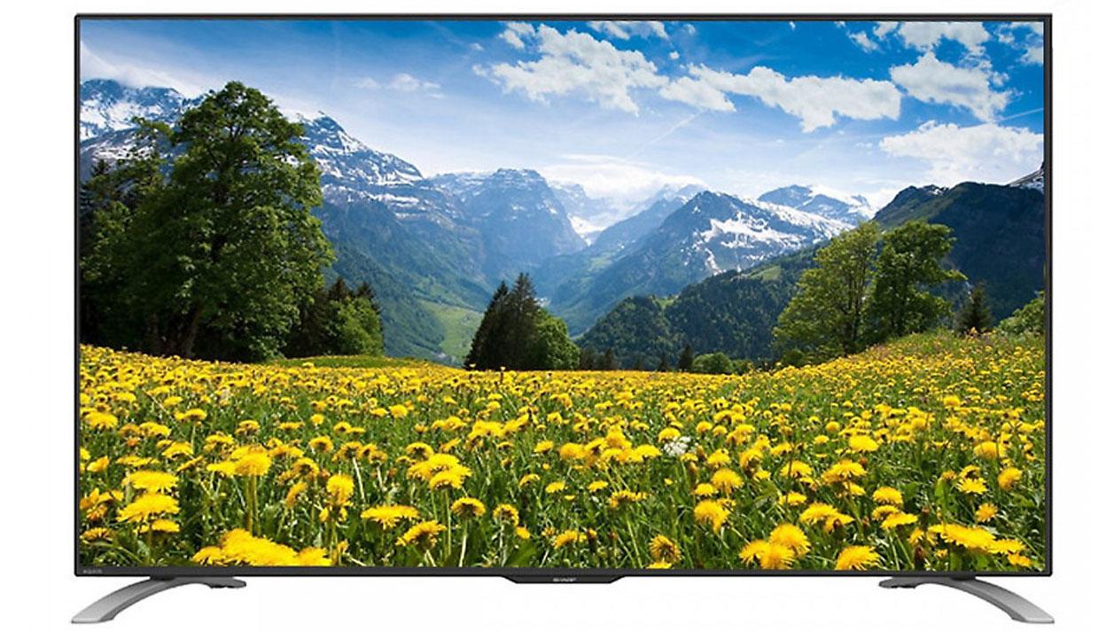 Tivi Sharp LC-50LE580X-BK Full HD