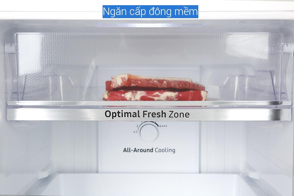 Tủ lạnh có ngăn cấp đông mềm