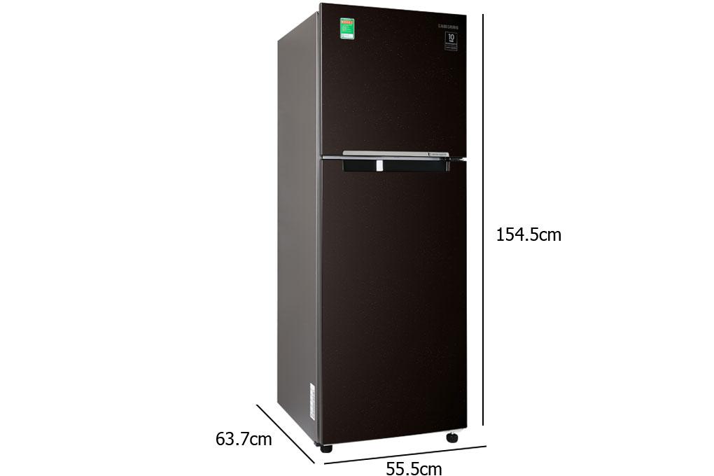 Kích thước của tủ lạnh