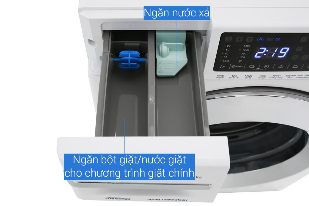 Máy giặt Panasonic NA-V90FG1WVT