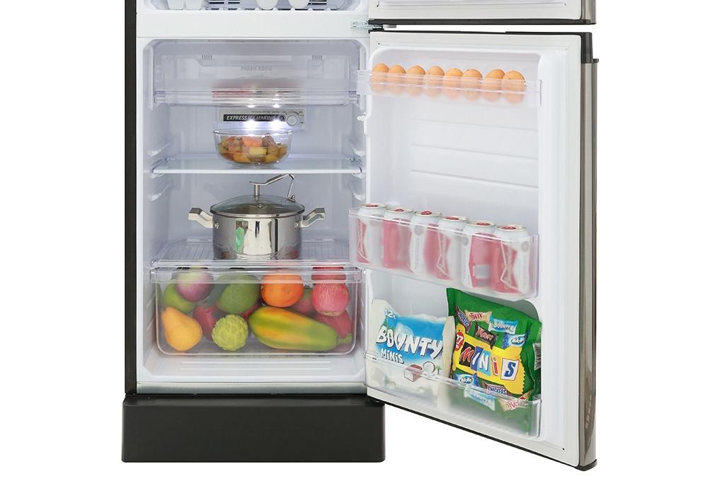 Tủ lạnh 2 cánh Inverter Sharp