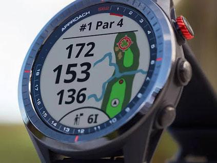 Màn hình hiển thị của đồng hồ có đường kính khoảng 33,02 mm
