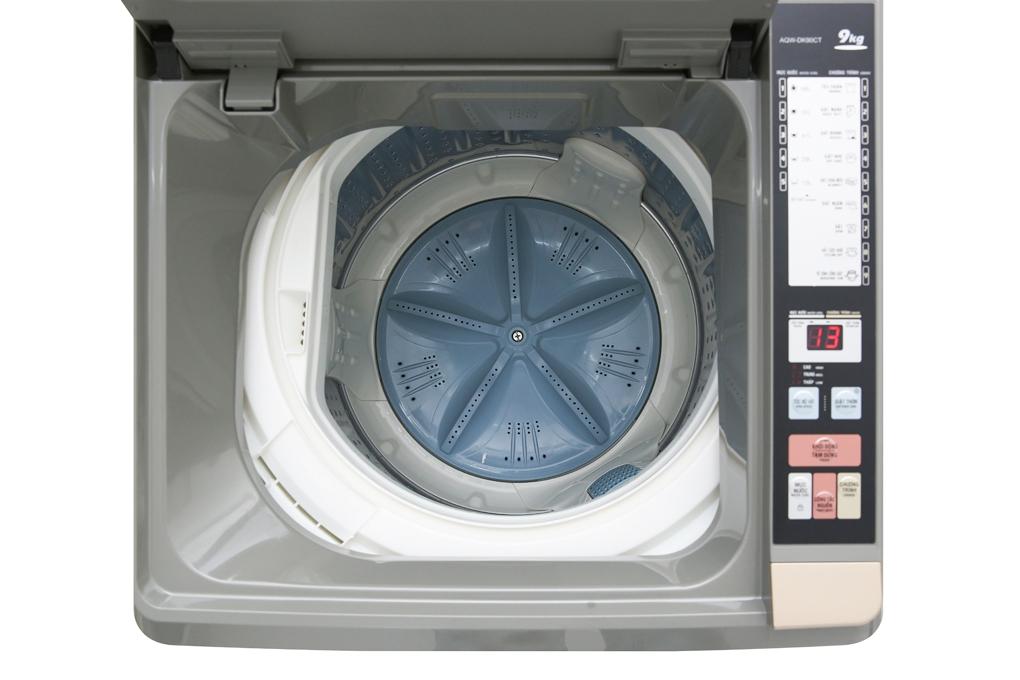 Máy giặt lồng đứng Aqua