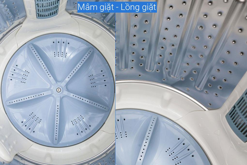 Mâm giặt diệt khuẩn khử mùi Nano Ag+