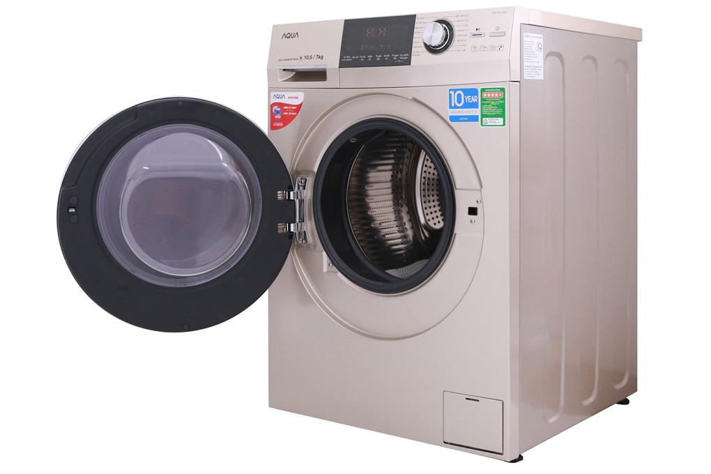 Máy giặt sấy Aqua AQD-DH1050C