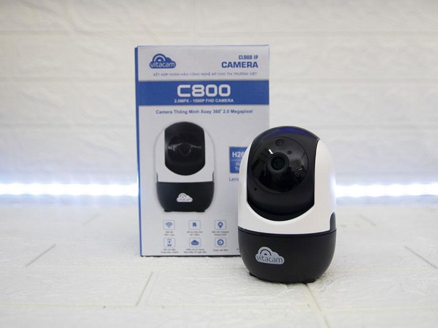 Vitacam C800