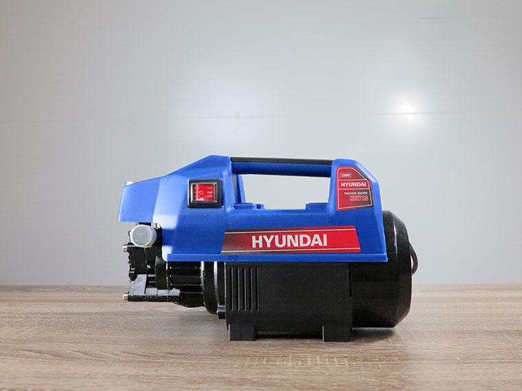 Máy xịt rửa Hyundai HRX713 thiết kế nhỏ gọn