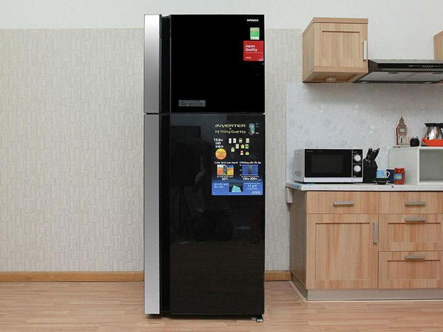 Tủ lạnh Inverter Hitachi