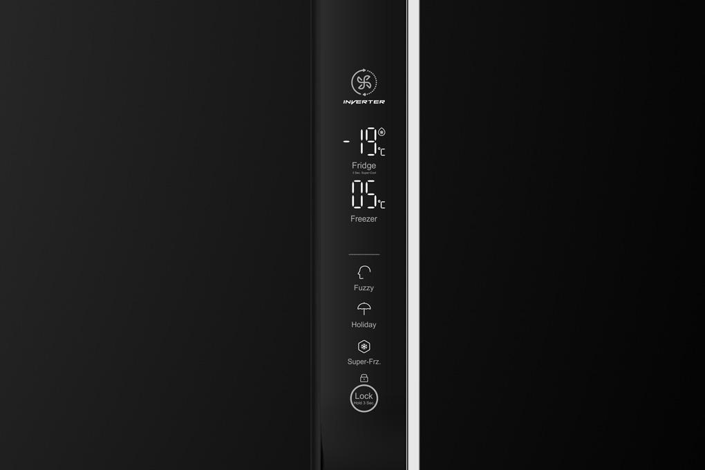 Tủ lạnh Aqua AQR-IG696FS