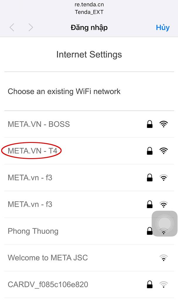 Bộ kích sóng wifi không dây Tenda