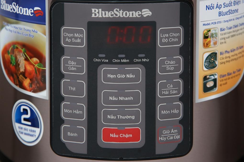 Nồi áp suất Bluestone PCB-5755 6 lít