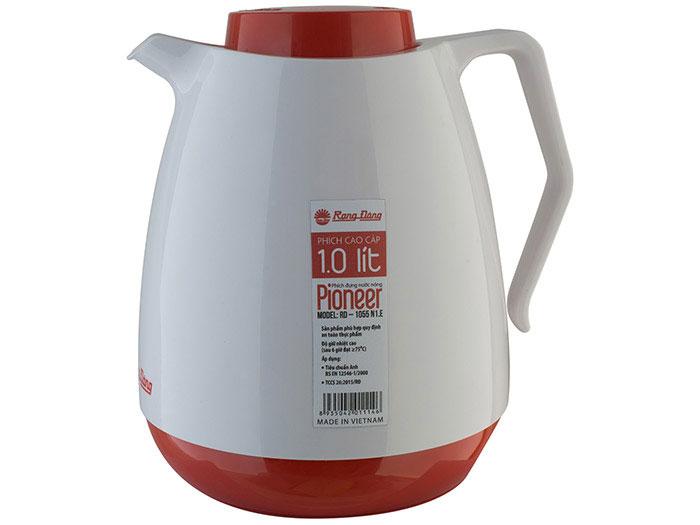 Phích pha trà Rạng Đông RD 1055 N1.E được làm từ chất liệu cao cấp