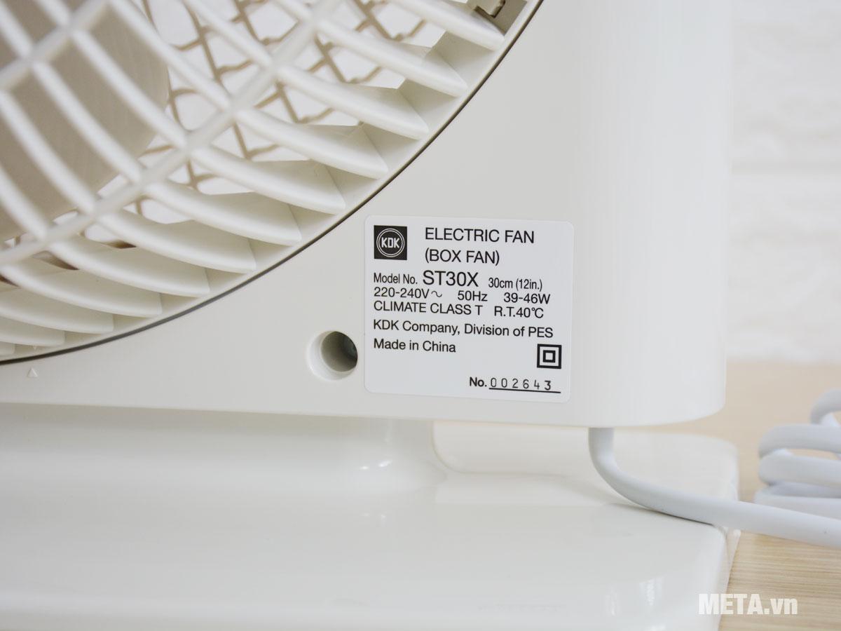 Quạt điện dân dụng
