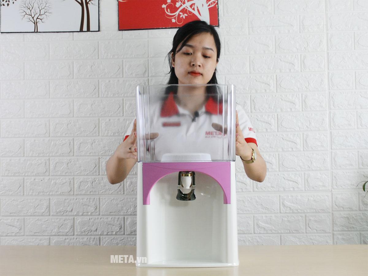 Bình lọc nước không cần dùng điện
