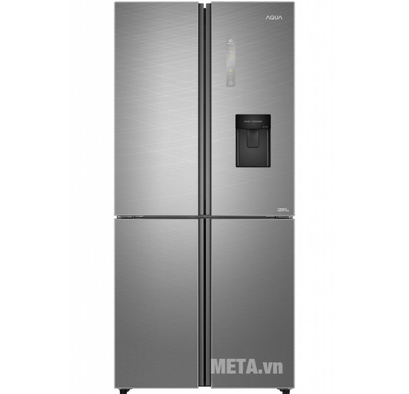 Tủ lạnh Aqua AQR-IGW525EM