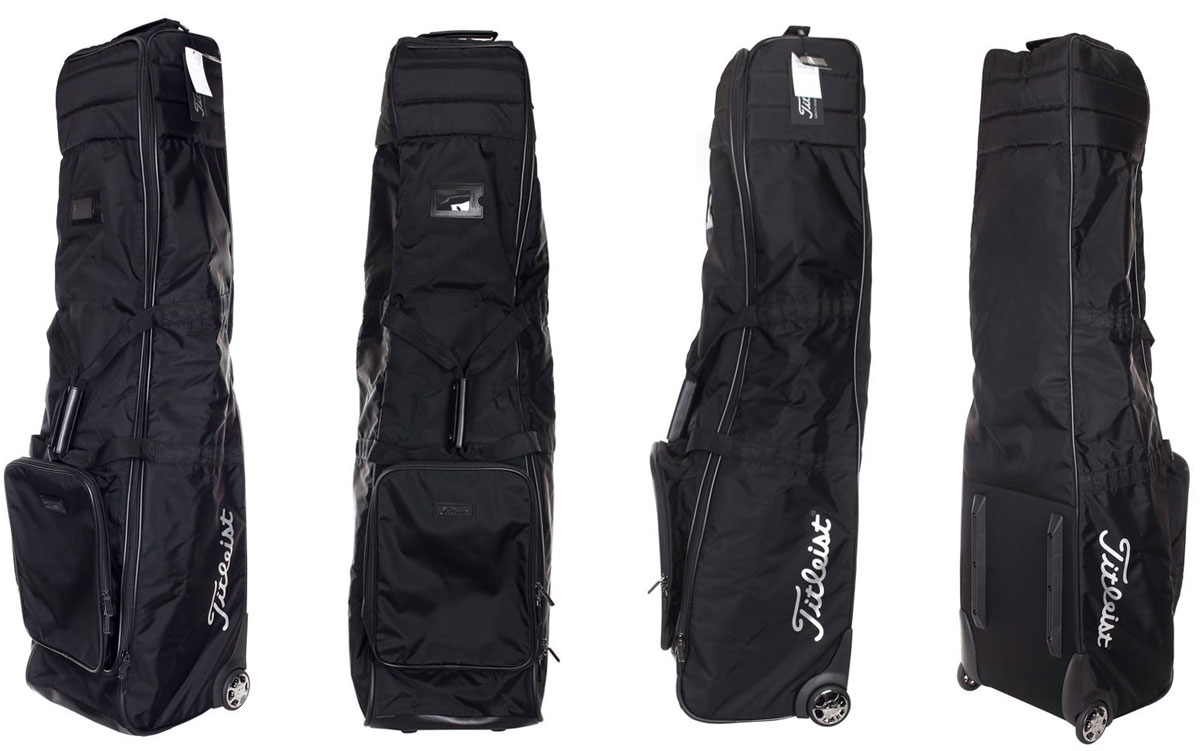 Titleist Wheeled Travel Cover For Cart