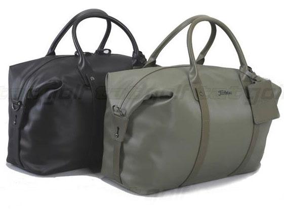 Túi xách Titleist LinksMaster Heritage được làm từ da tổng hợp