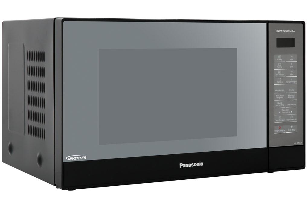 Lò vi sóng Panasonic NN-GT65JBYUE thiết kế đẹp, hiện đại