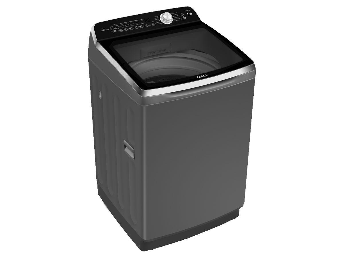 Máy giặt Aqua AQW-DR120CT(S) được trang bị công nghệ Inverter