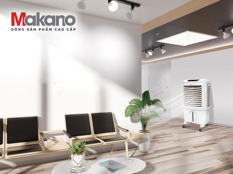 Thiết kế máy làm mát không khí Makano