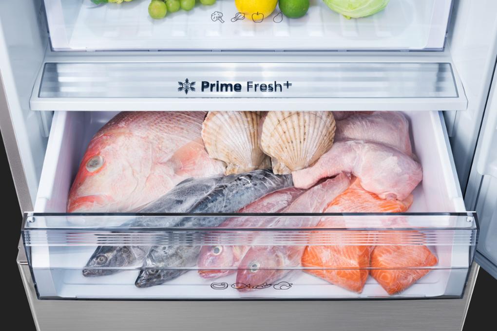 Tủ lạnh Panasonic NR-BX410WPVN