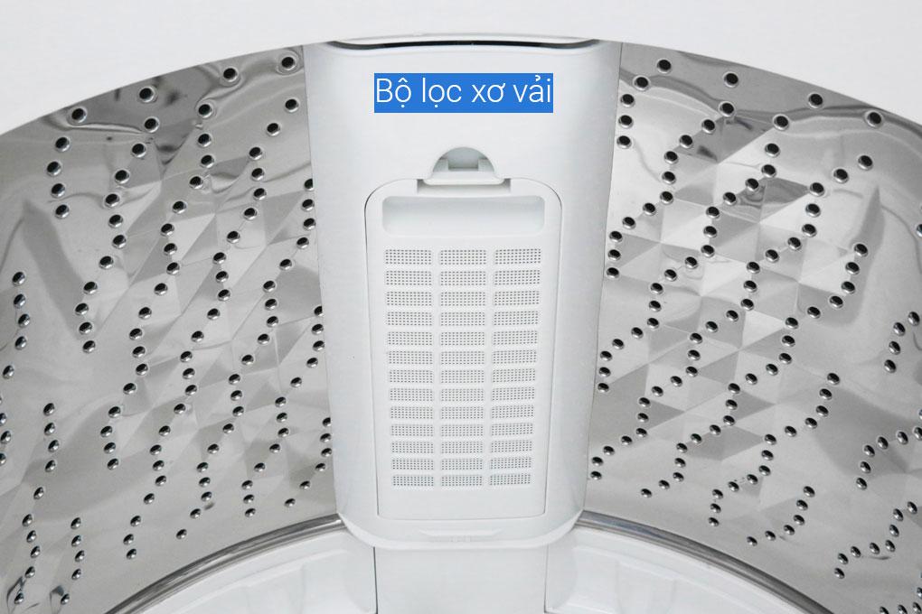 Bộ lọc xơ vải của máy giặt