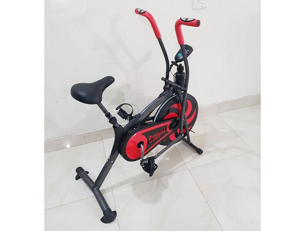 Thiết kế xe đạp tập