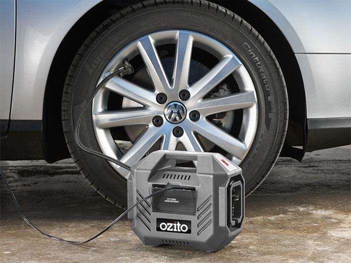Máy bơm lốp ô tô