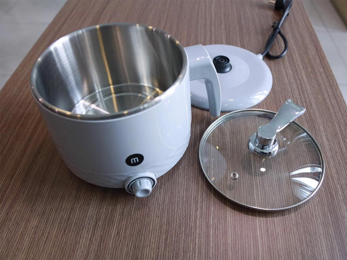 Ca nấu siêu tốc Mishio MK214
