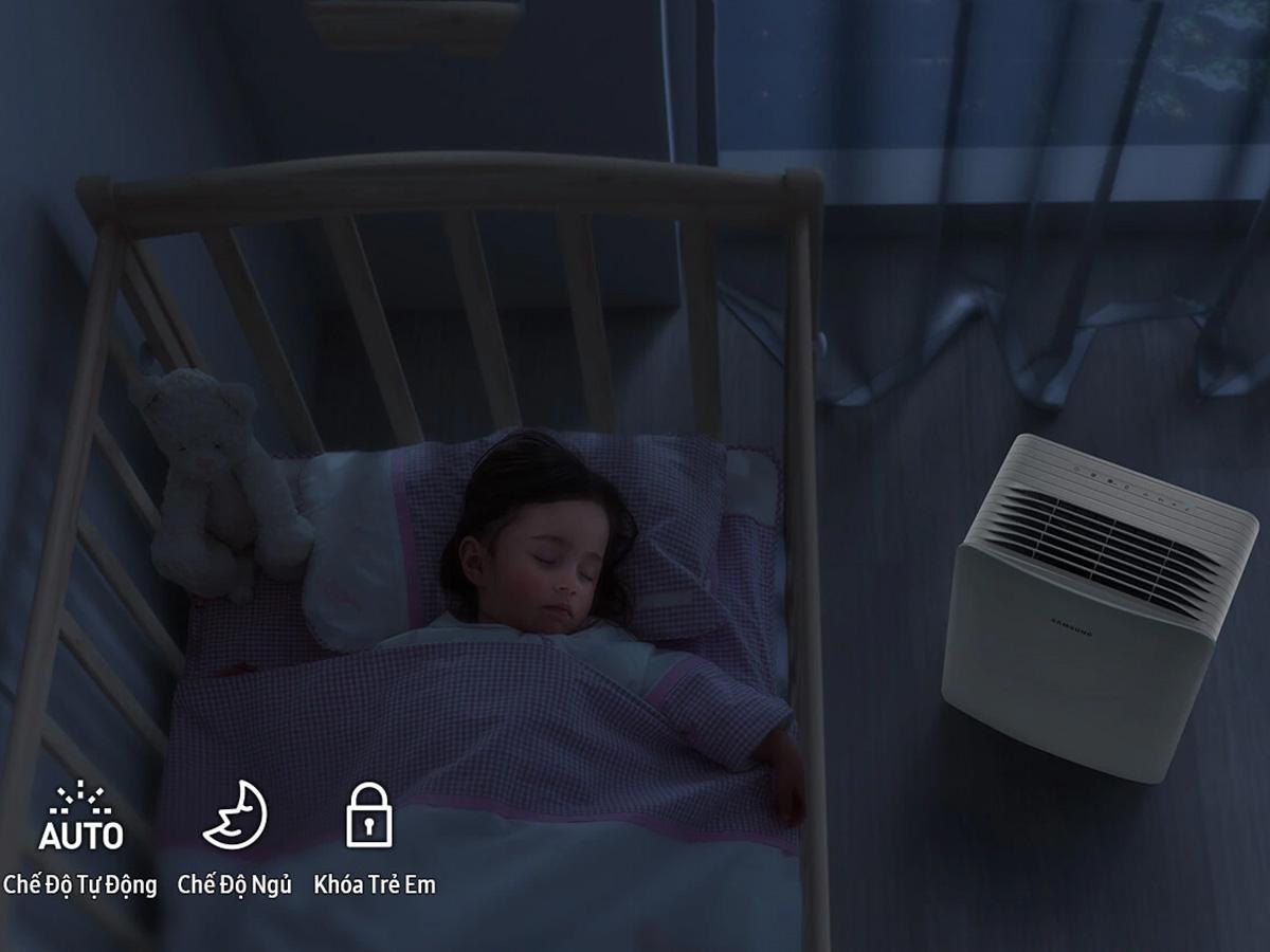 Máy lọc không khí Samsung
