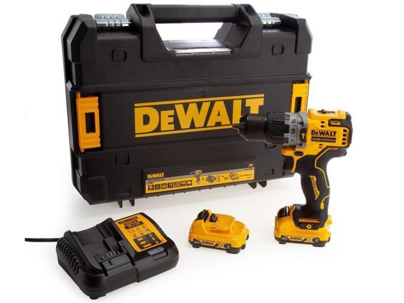 Máy khoan pin DeWalt DCD706D2-KR