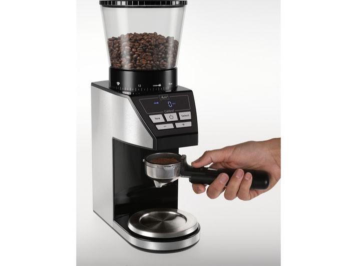 Máy xay cafe Melitta giúp xay cà phê với độ mịn lý tưởng