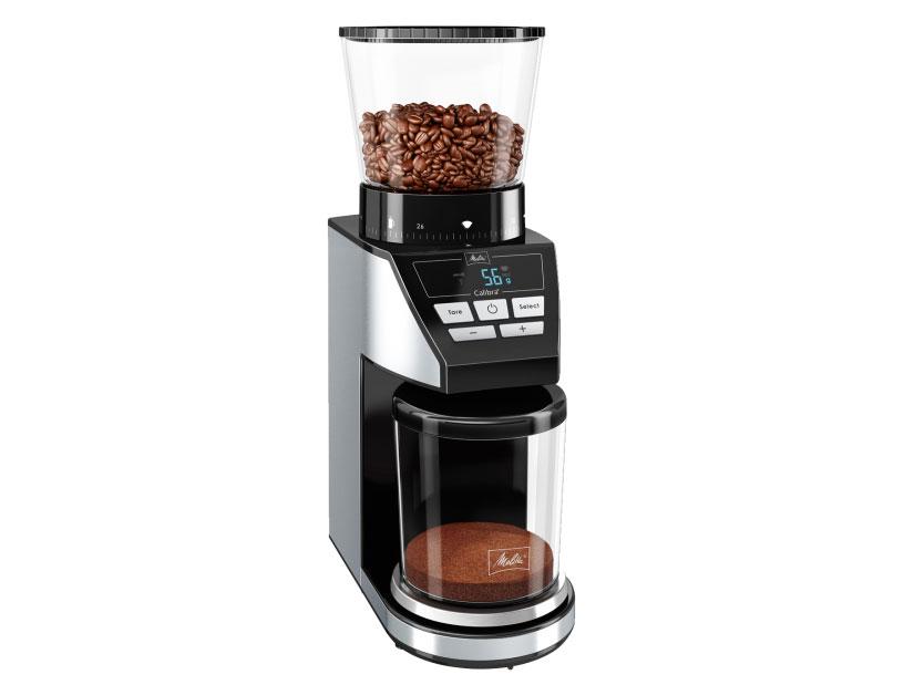 Hình ảnh máy xay cafe hạt Melitta Calibra