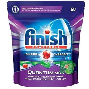 Viên rửa bát Finish Quantum Max