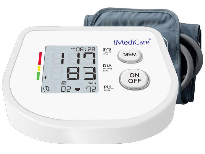 Máy đo huyết áp tự động Imedicare IBPM-6P