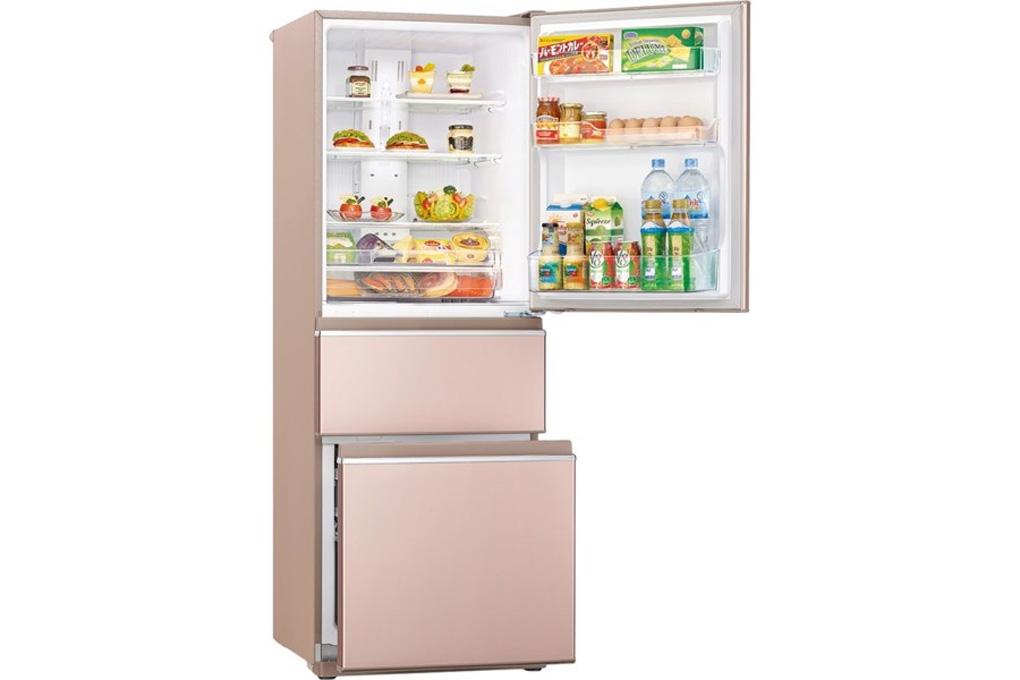 Tủ lạnh Mitsubishi MR-CX41EJ-PS-V